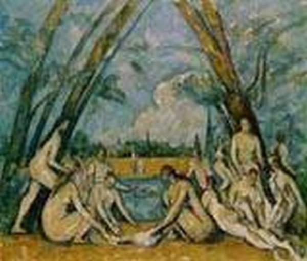 Large bathers 1899 1906 xx philadelphia museum of art